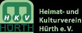 Logo mit Text - Heimat- und Kulturverein Hürth e.V.