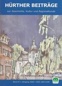 Hürther Beiträge, Band 87