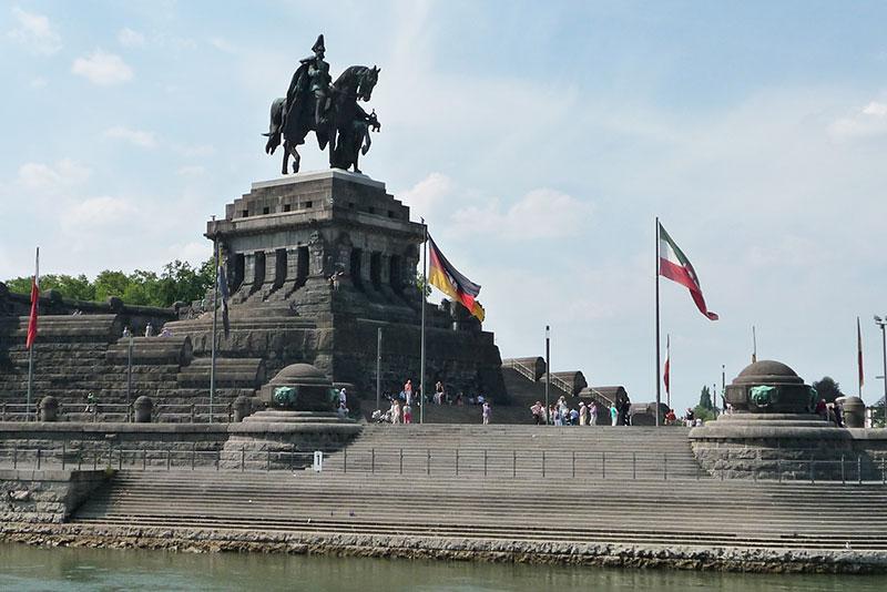 KulTour2015 nach Koblenz