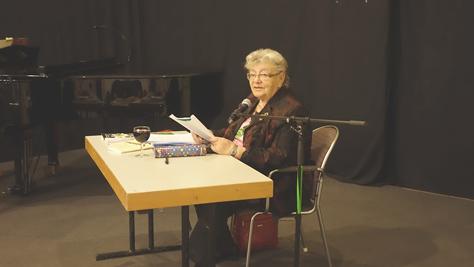 Leseabend mit Eveline Dächer