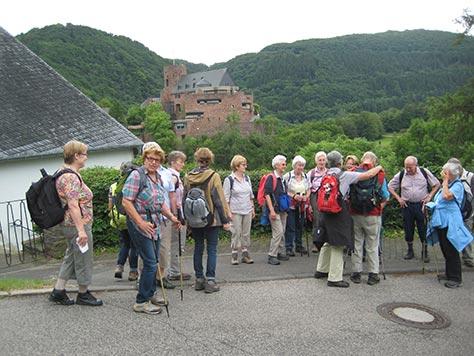 Wanderung um Heimbach