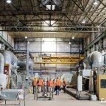 Im Kraftwerk Goldenbergwerk, Hürth