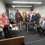 Besuch des WDR