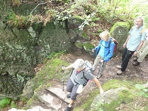 Wanderung um Obermaubach