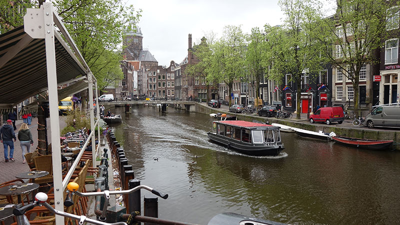 Amsterdamreise 2018