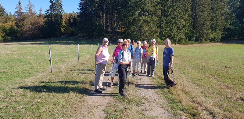 Wanderung rund um Wershofen