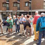 Mitglieder Kultour 2018 nach Aachen