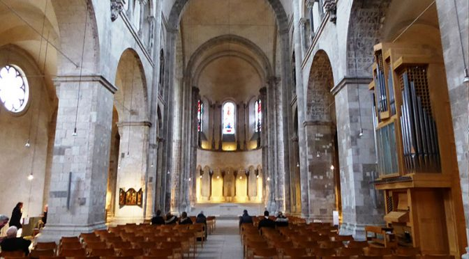 Besuch von Groß St. Martin