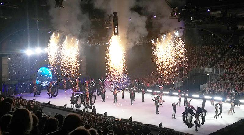 Holiday On Ice Köln Lanxess Arena