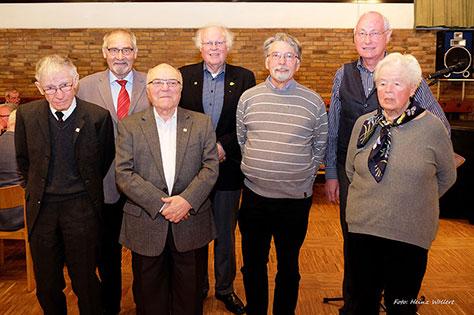 Langjährige HKV-Mitglieder werden auf der MV geehrt