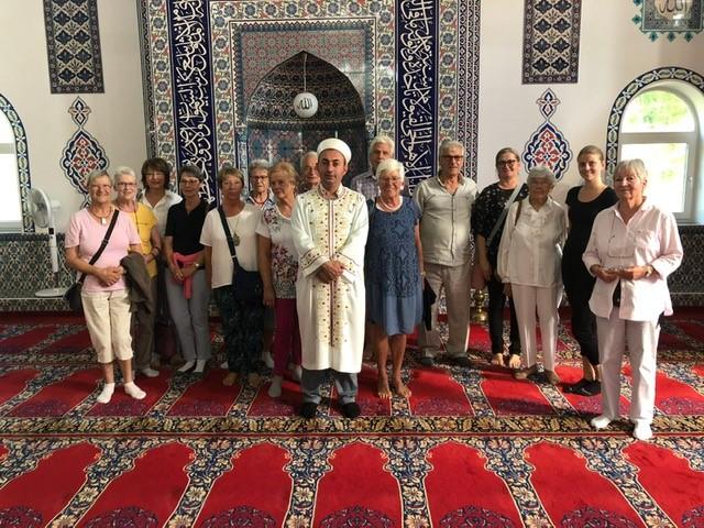 Moschee in Hürth