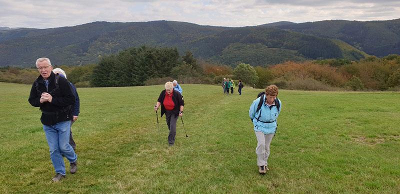 Wanderung Eifelsteig