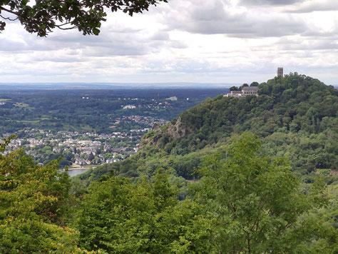 Wanderung im Siebengebirge